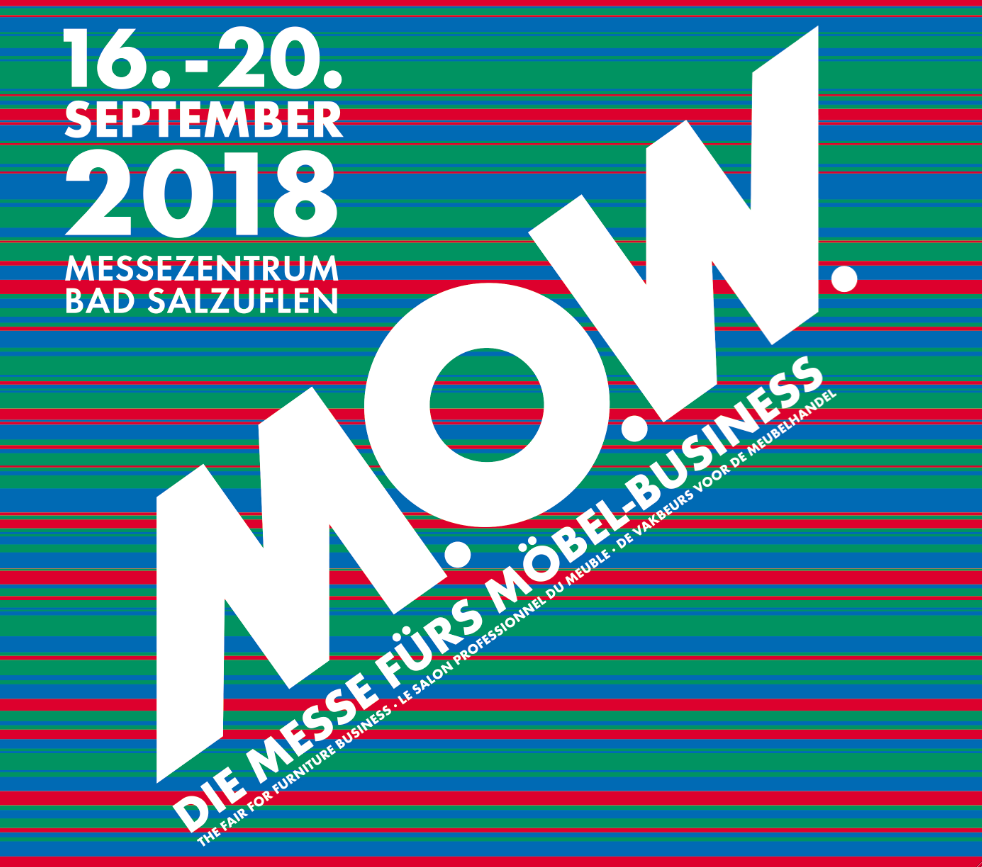 Mebella na targach M.O.W. Bad Salzuflen – 16-20.09.2018