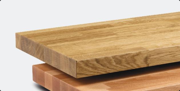 TB – solid wood