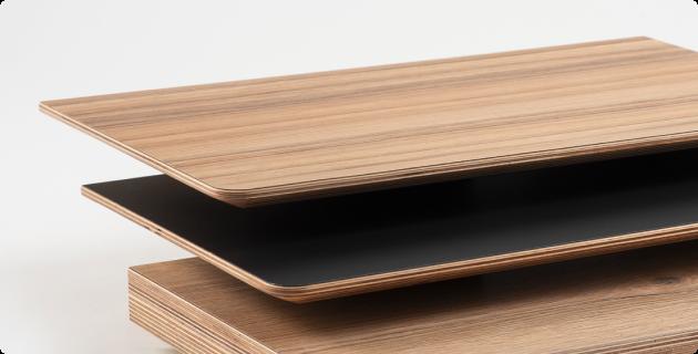 TLP – laminated plywood